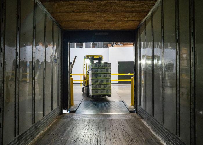 Third-party logistics provider